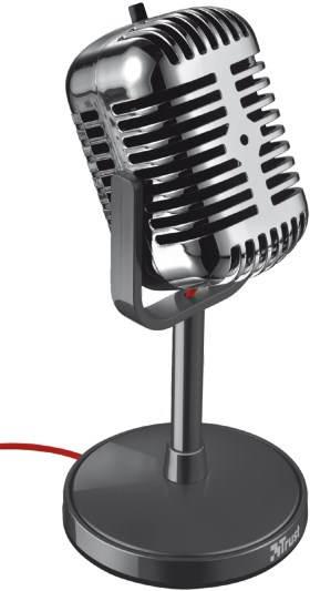 Mikrofon Trust Elvii Mikrofon