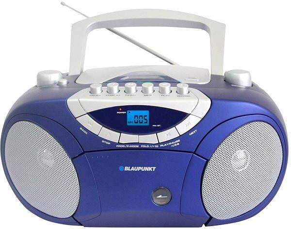 Radiomagnetofon BLAUPUNKT BB15BL