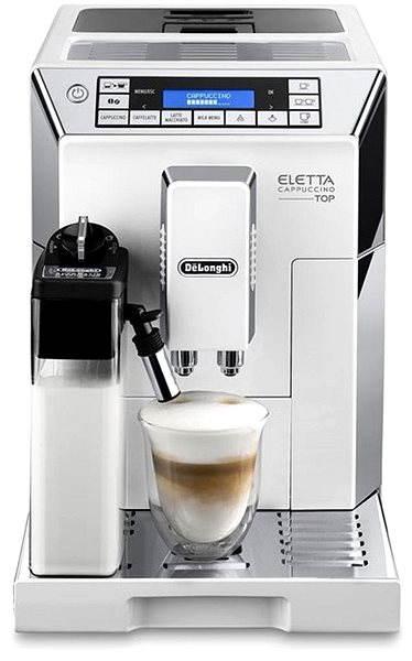 Automatický kávovar De'Longhi ECAM 45.760 W