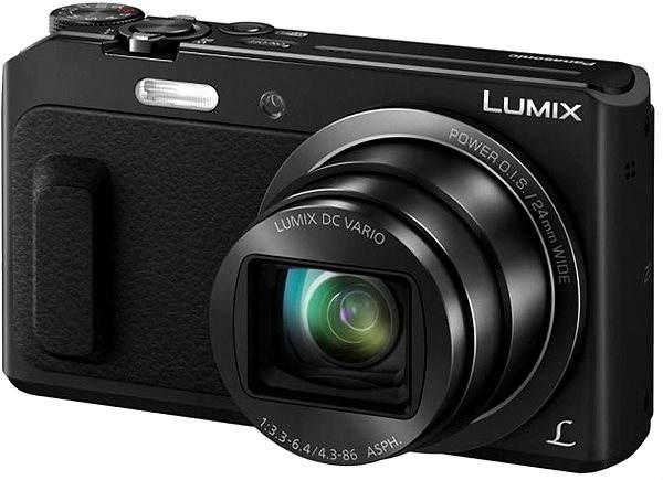 Digitální fotoaparát Panasonic LUMIX DMC-TZ57 černý
