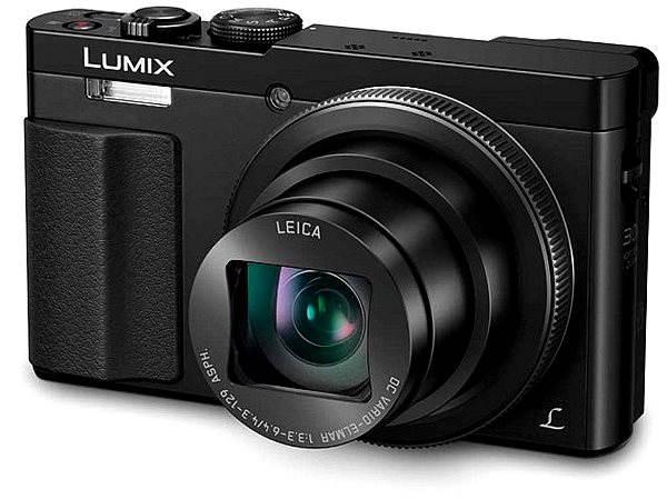 Digitální fotoaparát Panasonic LUMIX DMC-TZ70 černý