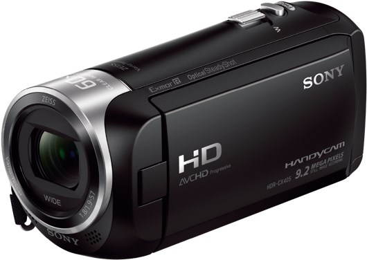 Digitální kamera Sony HDR-CX405 černá