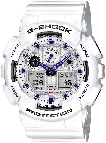 Pánské hodinky CASIO G-SHOCK GA 100A-7A