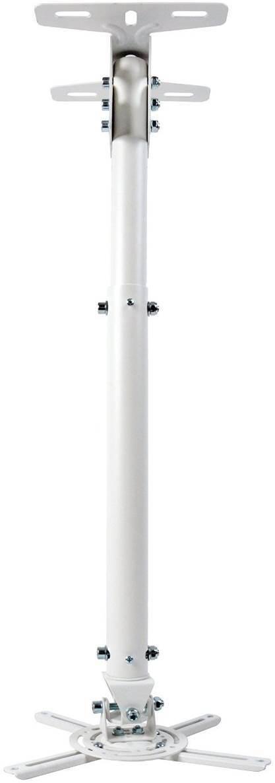 Stropní držák Optoma univerzální stropní držák - bílý (576-826mm)