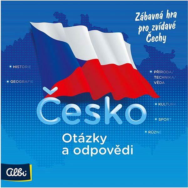 Vědomostní hra Česko, otázky a odpovědi