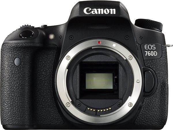 Digitální zrcadlovka Canon EOS 760D tělo Black