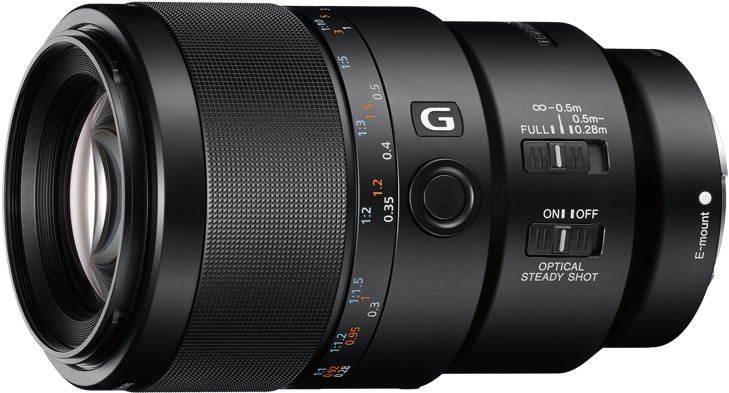 Objektiv Sony FE 90mm F2.8