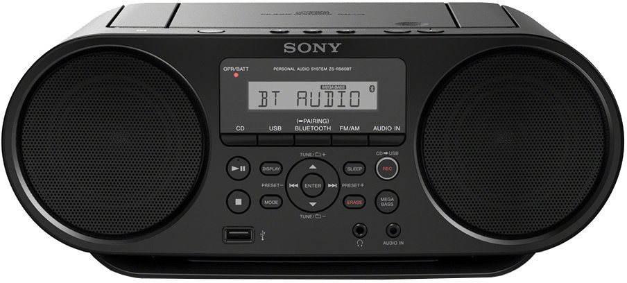 Radiomagnetofon Sony ZSR-S60BT