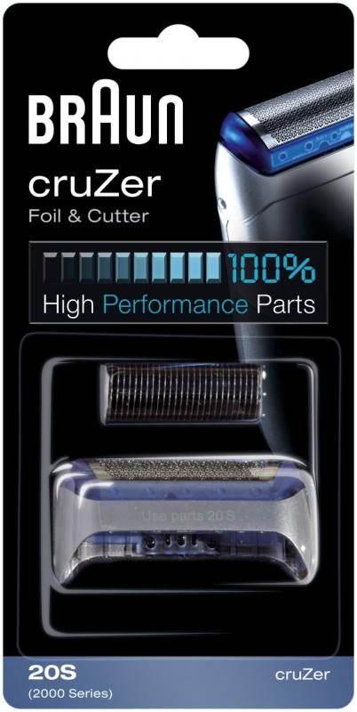Příslušenství Braun CombiPack Series1/Z-20S