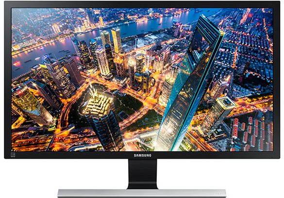 """LED monitor 28"""" Samsung U28E590"""
