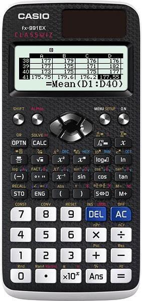 Kalkulačka Casio FX 991 EX