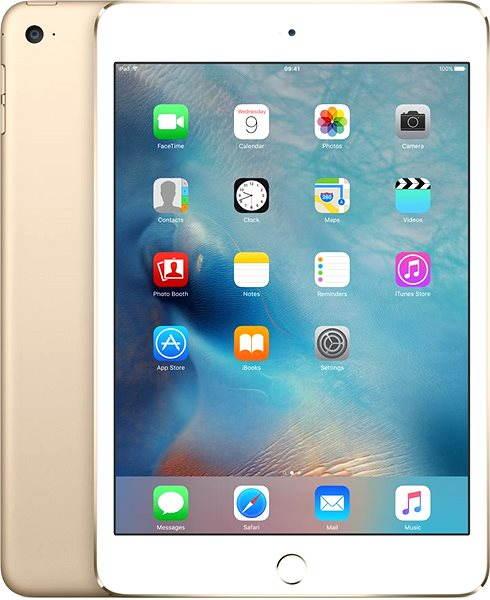 Tablet APPLE iPad mini 4 s Retina displejem 128GB WiFi Gold