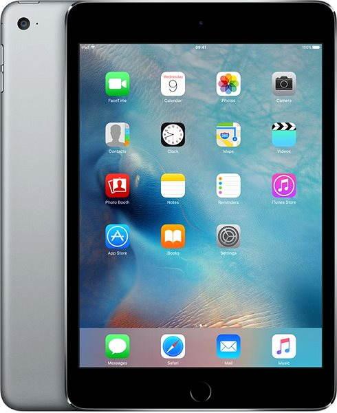 Tablet APPLE iPad mini 4 s Retina displejem 128GB WiFi Space Gray