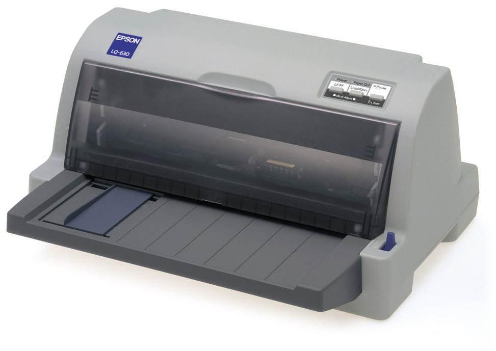 Jehličková tiskárna Epson LQ-630