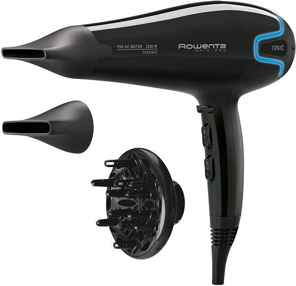 Fén na vlasy Rowenta Expertise Infini Pro Ionic CV8730
