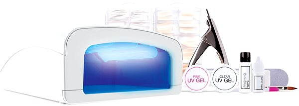 Lampa RIO Professional UV Nails Extensions