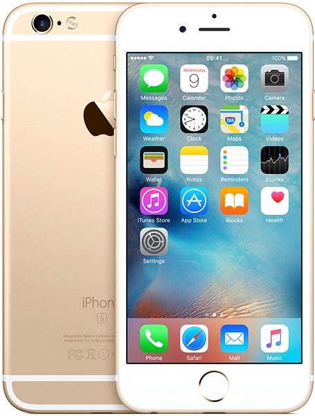 Mobilní telefon APPLE iPhone 6s 128GB Gold