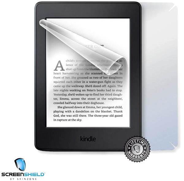 Ochranná fólie ScreenShield pro Amazon Kindle Paperwhite 3 na celé tělo čtečky elektronických knih
