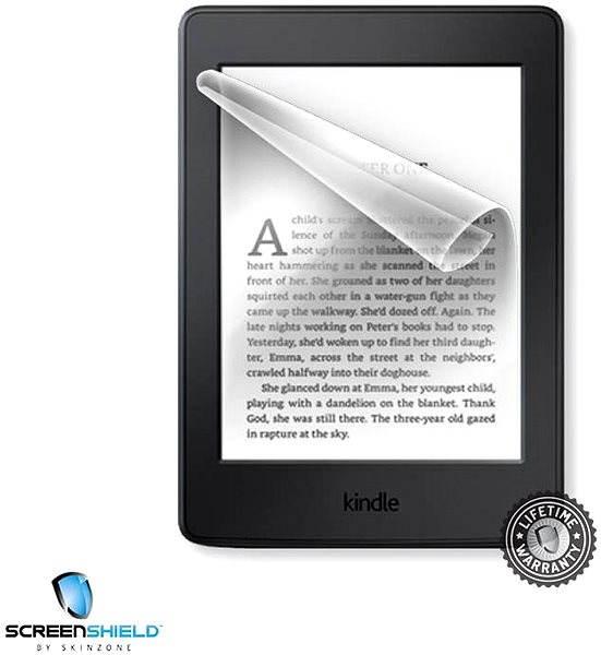 Ochranná fólie ScreenShield pro Amazon Kindle Paperwhite 3 na displej čtečky elektronických knih