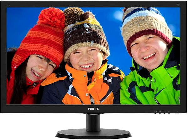 "LED monitor 21.5"" Philips 223V5LHSB2"