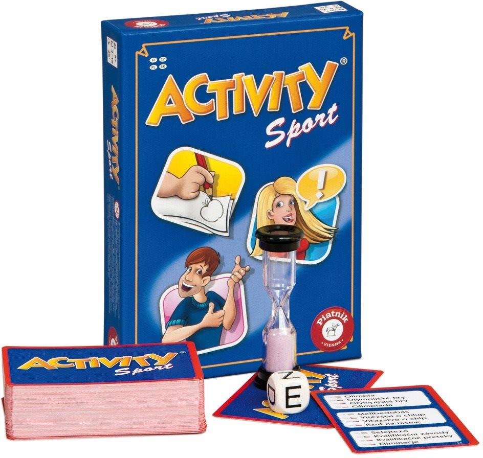 Párty hra Activity Sport