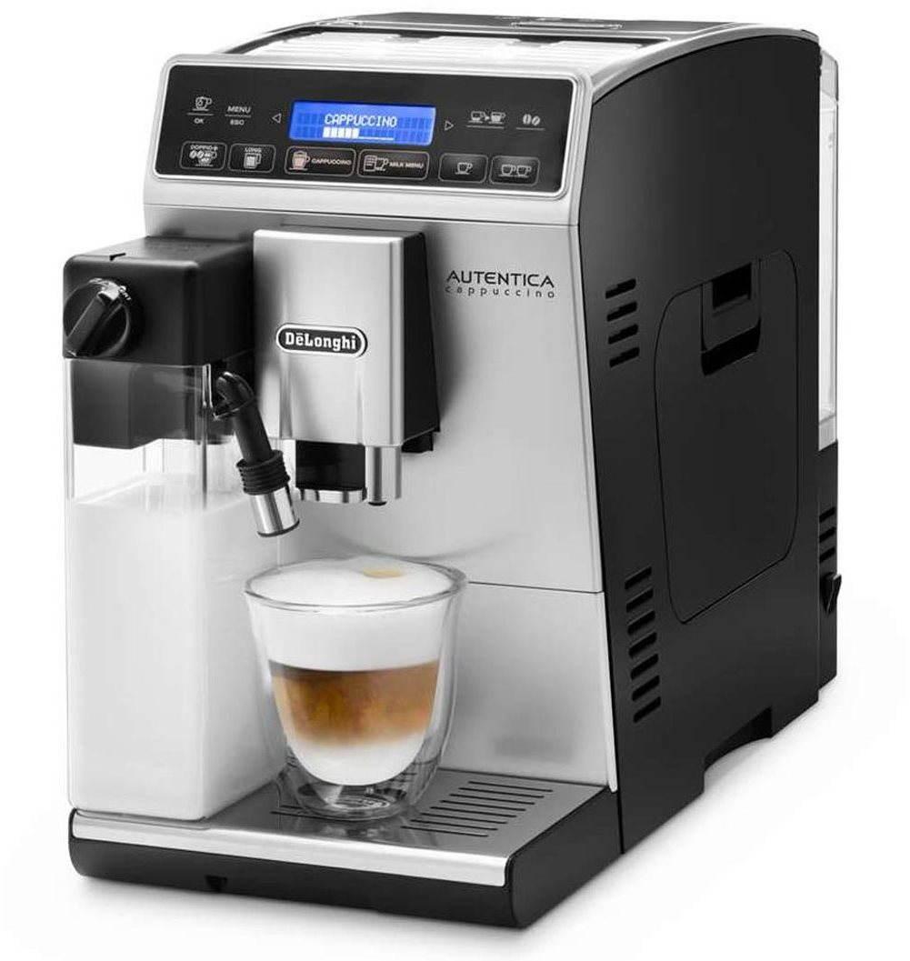 Automatický kávovar De'Longhi ETAM 29.660.SB
