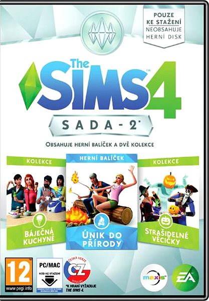 Herní doplněk The Sims 4 Bundle Pack 2