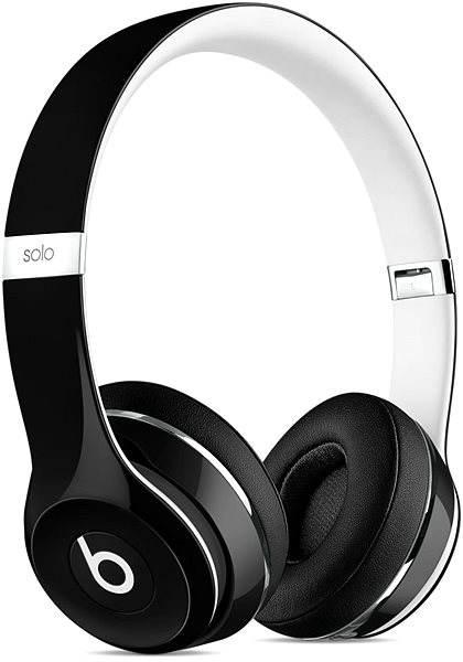 Sluchátka Beats Solo2 Luxe Edition - Black