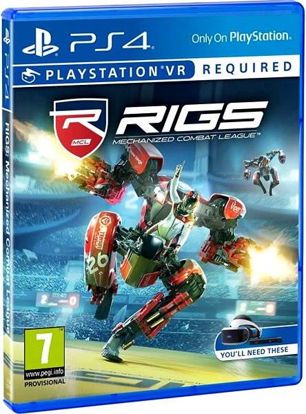 Hra pro konzoli R.I.G.S - PS4 VR (PS719860952)