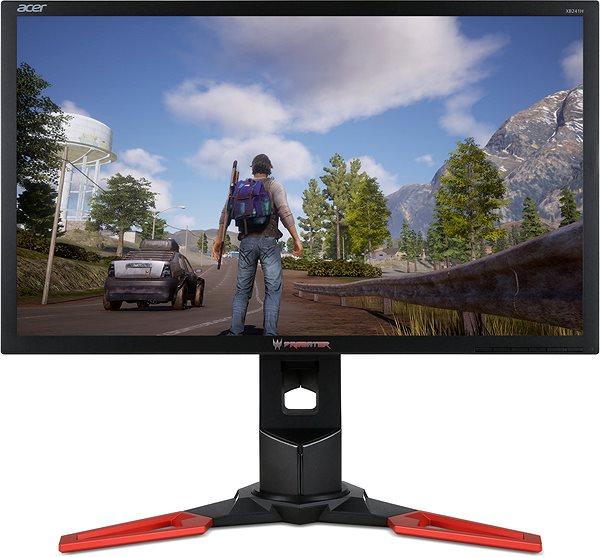 "LED monitor 28"" Acer XB281HKbmiprz Predator UHD 4K"