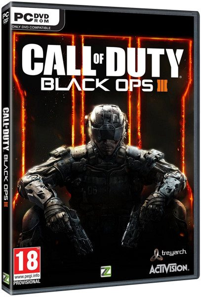 Hra pro PC Call of Duty: Black Ops 3