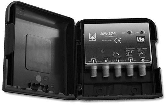 Zesilovač Alcad předzesilovač AM-374 LTE