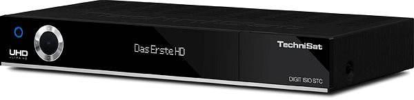 Satelitní přijímač TechniSat Digit ISIO STC 4K Ultra HD, black