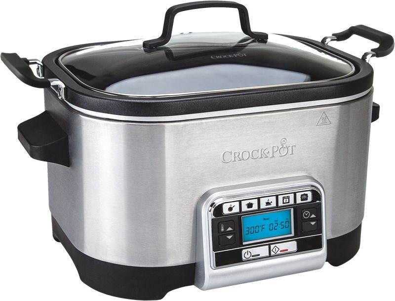 Pomalý hrnec CrockPot CSC024X + kuchařka