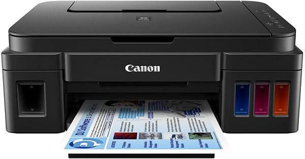 Inkoustová tiskárna Canon PIXMA G3400