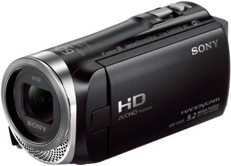 Digitální kamera Sony HDR-CX450B