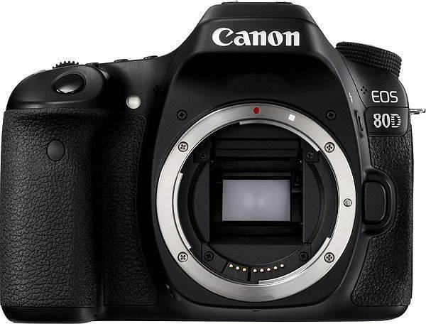 Digitální zrcadlovka Canon EOS 80D tělo
