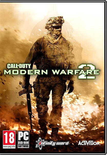 Hra pro PC Call of Duty: Modern Warfare 2