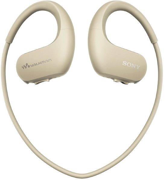 MP3 přehrávač Sony WALKMAN NWW-S413C béžový
