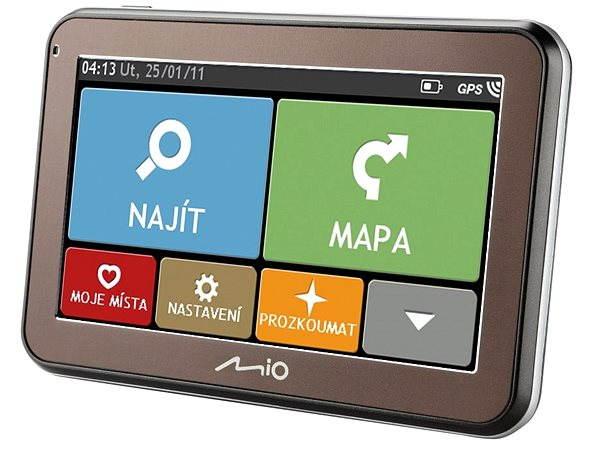 GPS navigace MIO Spirit 5670 Lifetime