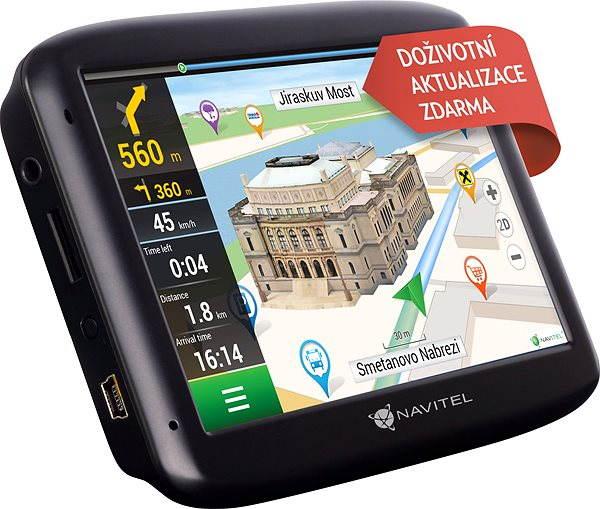GPS navigace NAVITEL E500 Lifetime