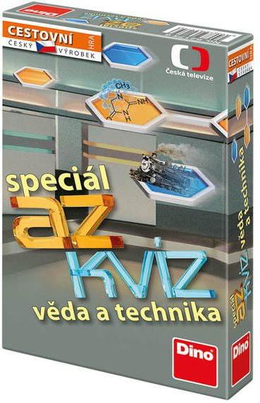 Vědomostní hra AZ Kvíz - Věda a technika