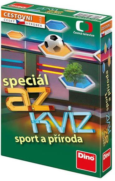 Vědomostní hra AZ Kvíz - Sport a příroda