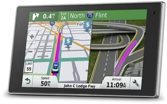 GPS navigace Garmin DriveLuxe 50 Lifetime Europe 45