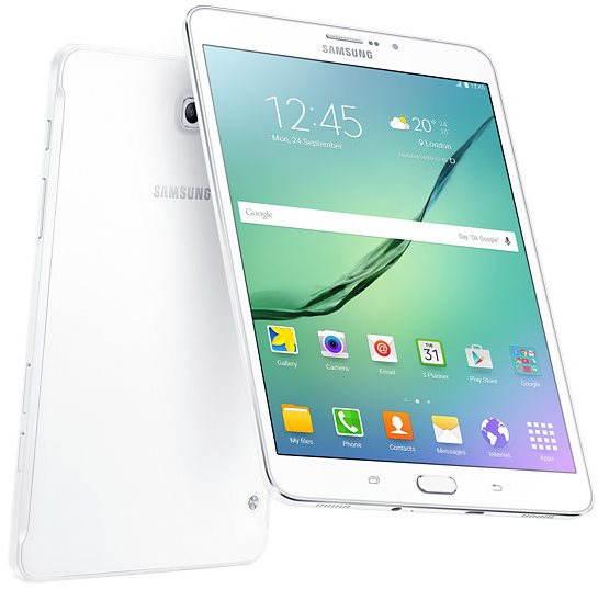 Tablet Samsung Galaxy Tab S2 9.7 LTE bílý