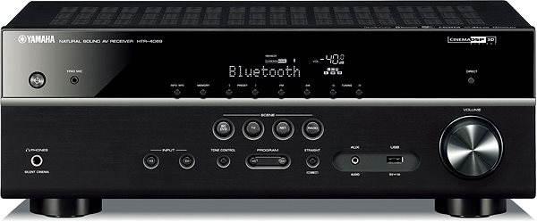 AV receiver YAMAHA HTR-4069 černý