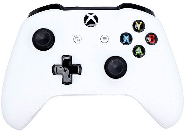 Gamepad Xbox One Wireless Controller White