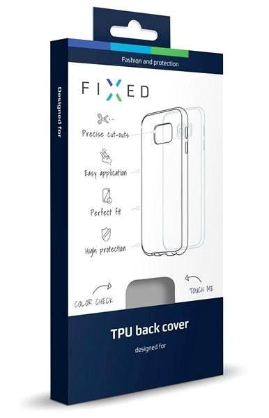Zadní kryt FIXED pro Nokia 230 bezbravý