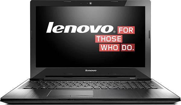 Notebook Lenovo IdeaPad Z50-75 Black
