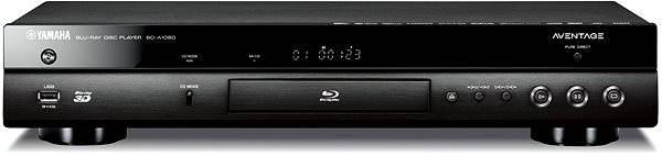 Blu-Ray přehrávač YAMAHA BD-A1060 černý